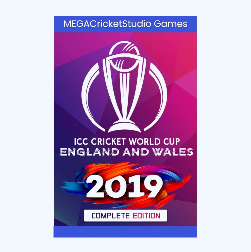 ICC Cricket World Cup 2019 Game   World Cup Edition Cricket Game For PC/Laptop