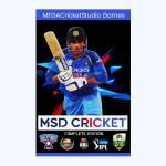 MSD Cricket 2018   International, Domestic Tours & Scenarios  Complete Edition 2018 PC Cricket Game   Digital Download