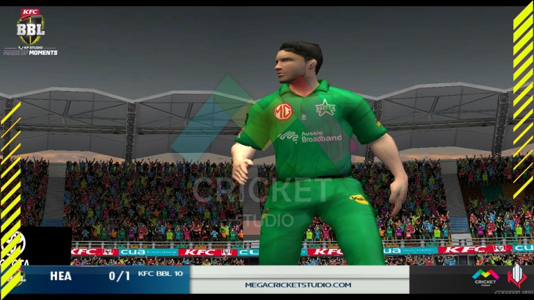 kfc bbl 2021 mega cricket studio img9