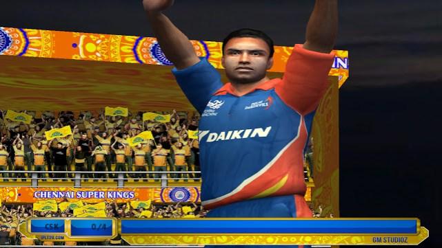 5 SRT Cricket 15
