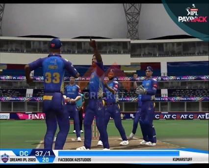 a2 studios dream11 ipl 2020 patch ea sports cricket 07 megacricketstudio pic 4