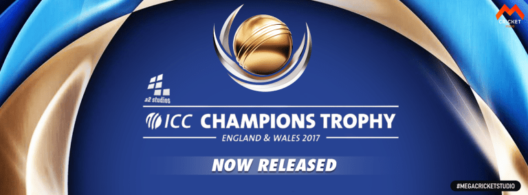 A2 Studios ICC Champions Trophy 2017 Patch for EA Cricket 07