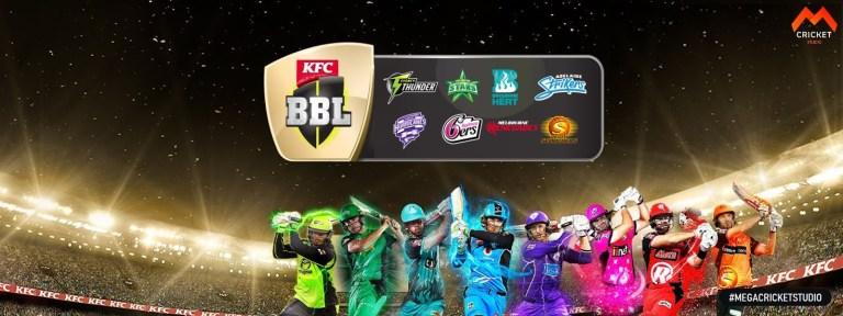 Big Bash League 2019-20 Patch for EA Cricket 07
