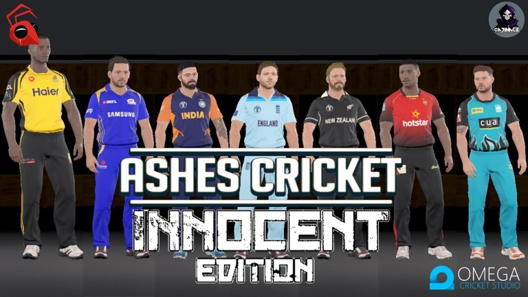 Ashes Cricket Innocent Edition V1 for Ashes Cricket