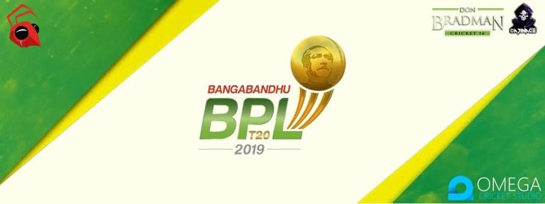 Bangladesh Premier League 2019-20 Patch for Don Bradman Cricket 14