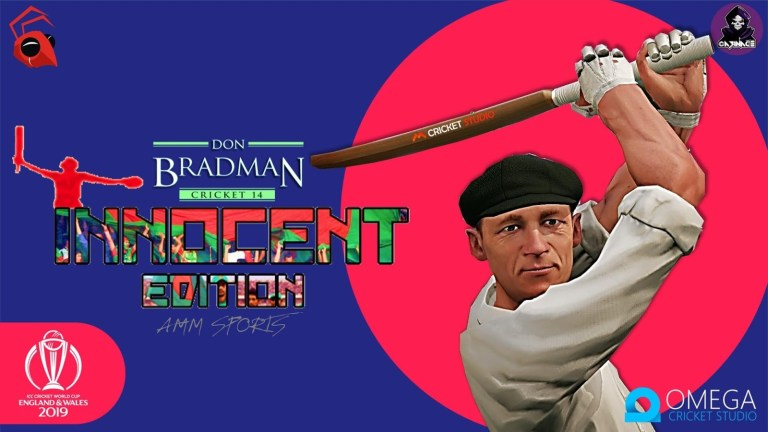 Don Bradman Cricket 2014 Innocent Edition V9.0 for Don Bradman Cricket 14
