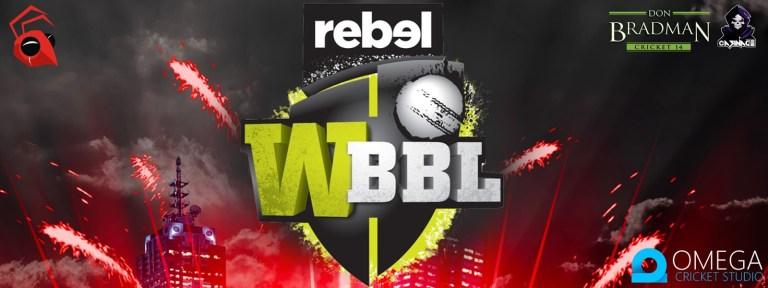 Women Big Bash League T20 2019-20 Patch for Don Bradman Cricket 14