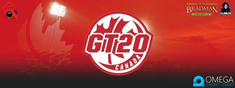 Global T20 Canada 2019 Patch for Don Bradman Cricket 2014