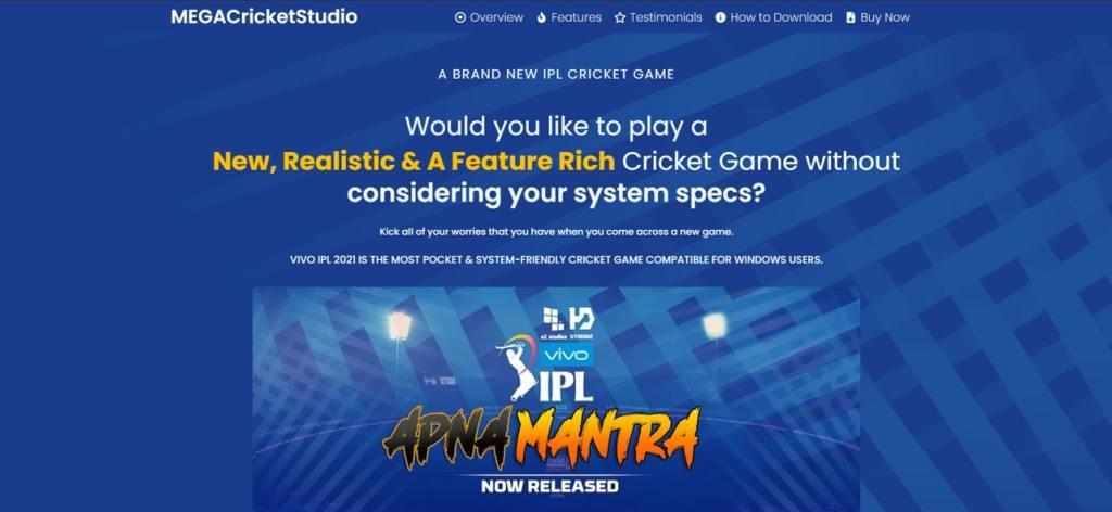 Apna Mantra Patch for EA Cricket 07