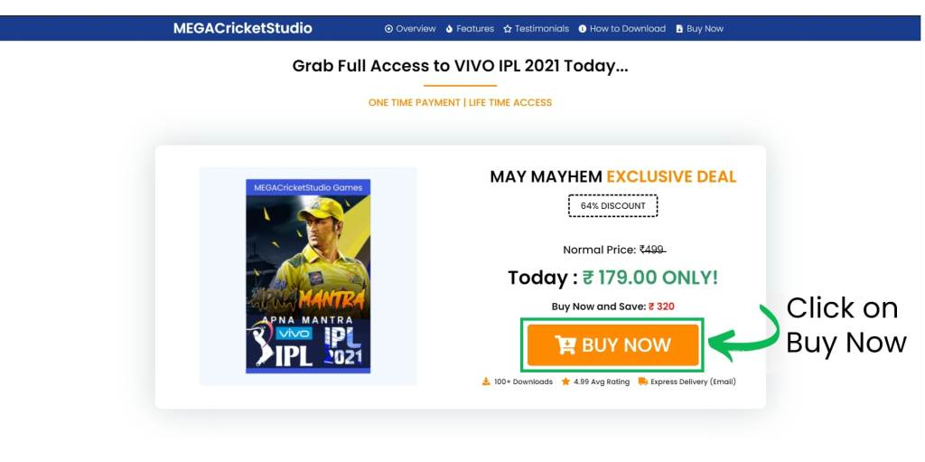 how to download vivo ipl 2021 apna mantra patch for ea cricket 07 img4