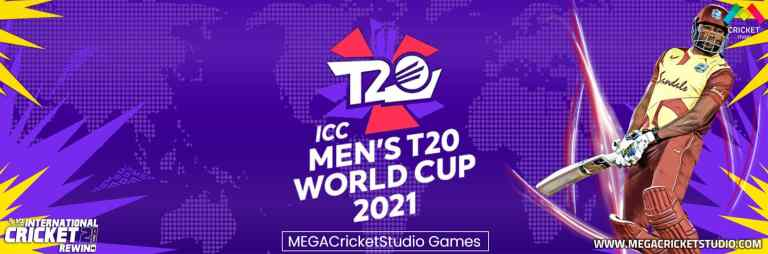 ICC T20 World Cup 2021 Patch for EA Sports Cricket 07