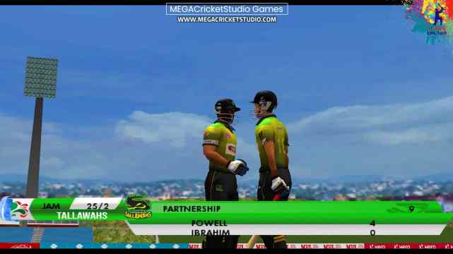 CPL T20 2021 Patch free download for EA Cricket 07