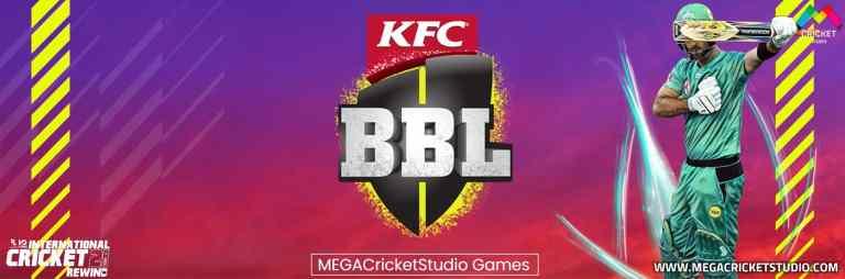 KFC Big Bash League 2021 Patch for EA Sports Cricket 07