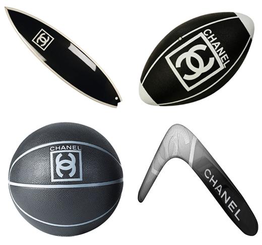 Chanel Sports Line