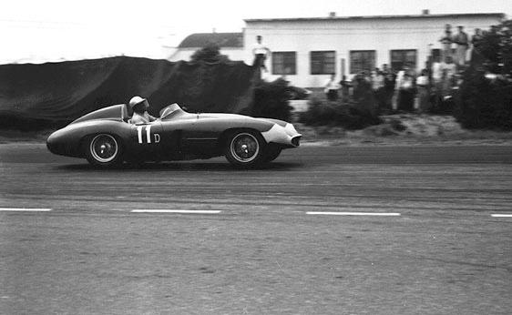 1955 Ferrari Monza Spyder