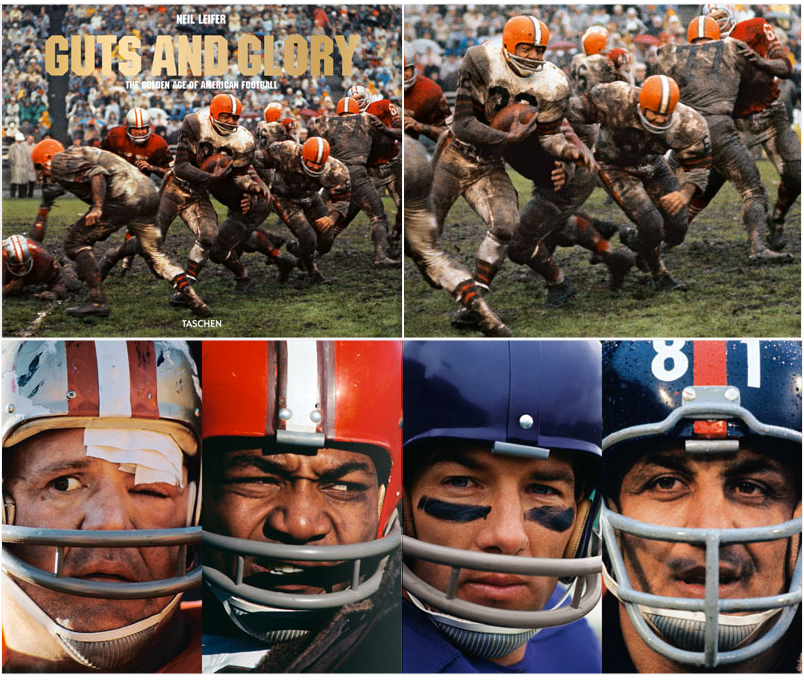 Guts & Glory: The Golden Age of American Football, 1958-1978 – Taschen