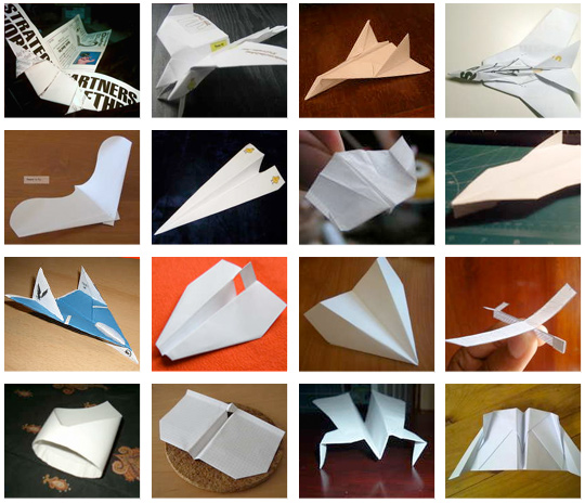Ultimate Paper Airplanes. Instructables