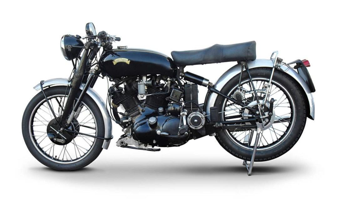 1950 Vincent 998cc Series C Black Shadow