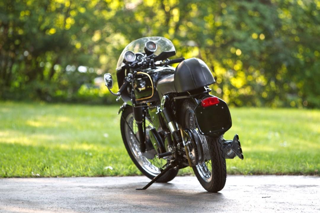 The Last Great Velo 1969 Velocette Thruxton :: Bonhams :: Chip Riegel