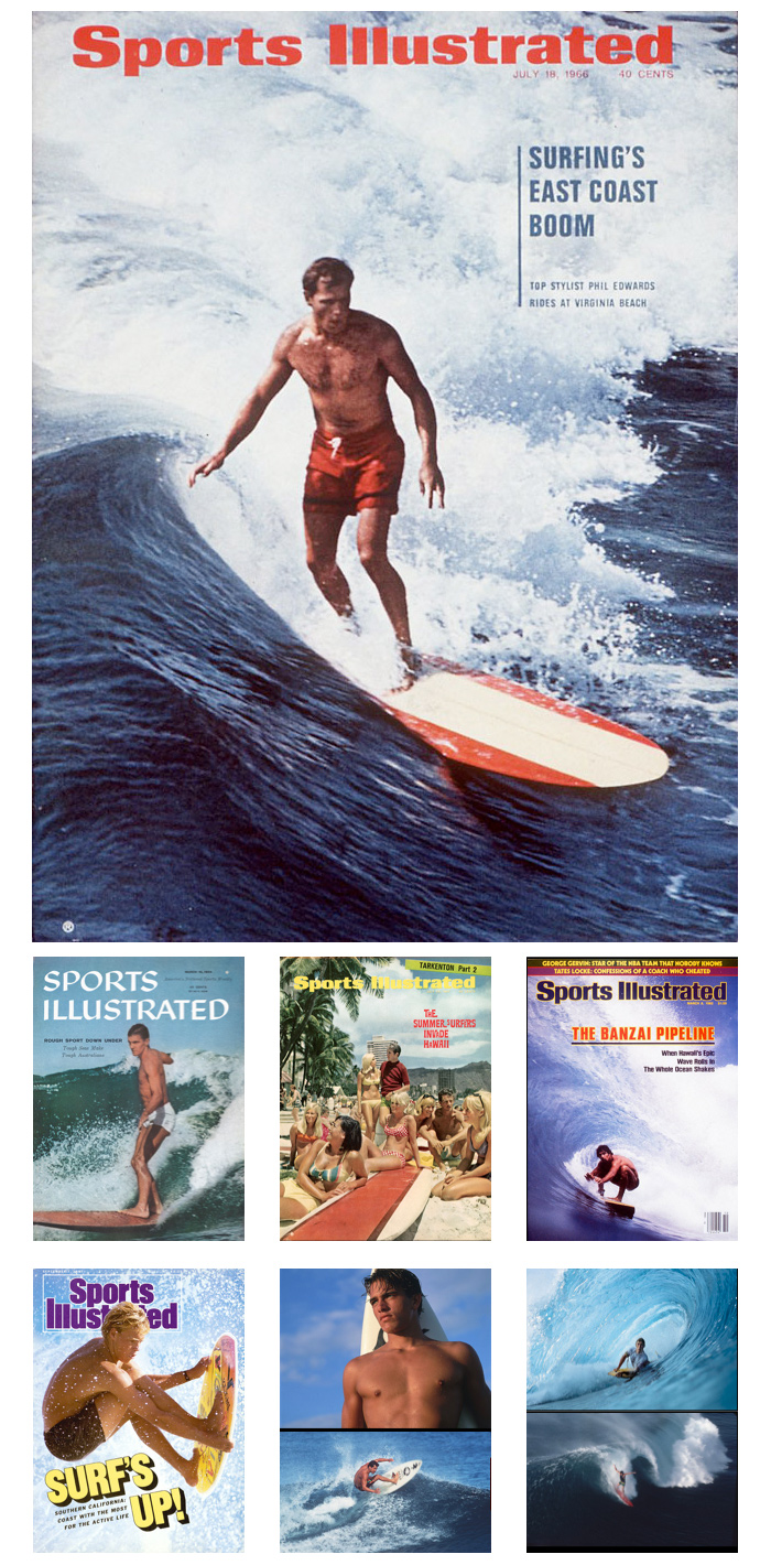 Surfing and Sports Illustrated