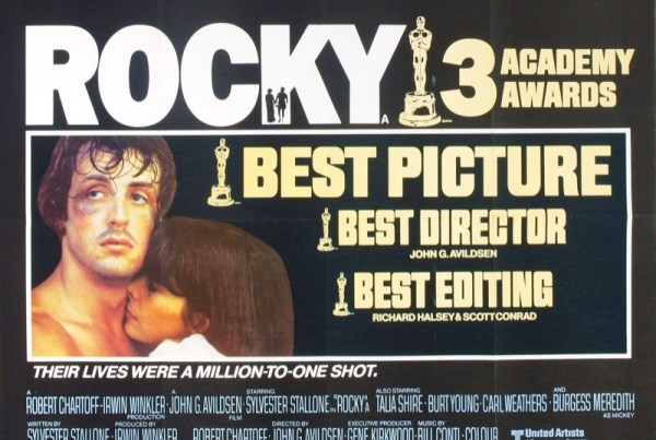 ROCKY (1976) :: Poster