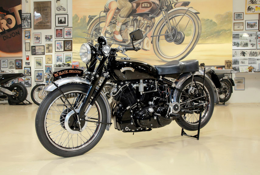 Shadow: The First Superbike, and Maybe the Best :: Jay Leno :: Popular Mechanics