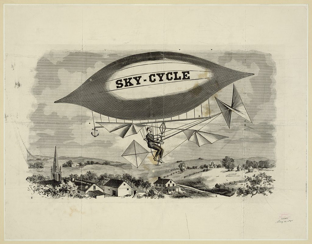 Sky Cycle :: Library Of Congress