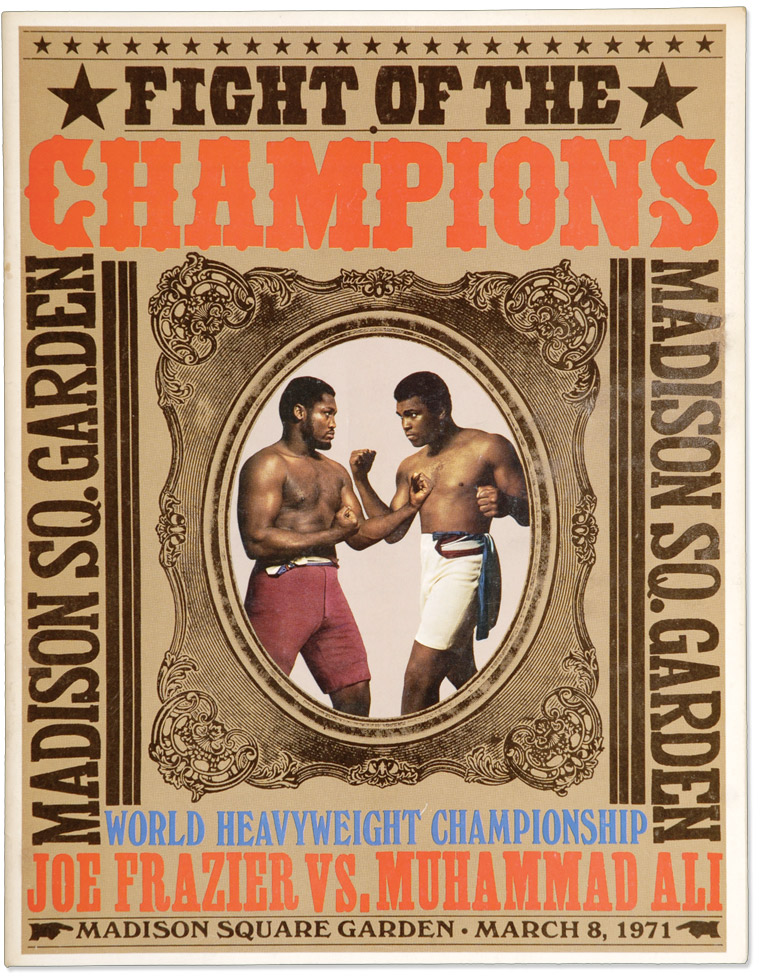 Muhammad Ali vs. Joe Frazier 1