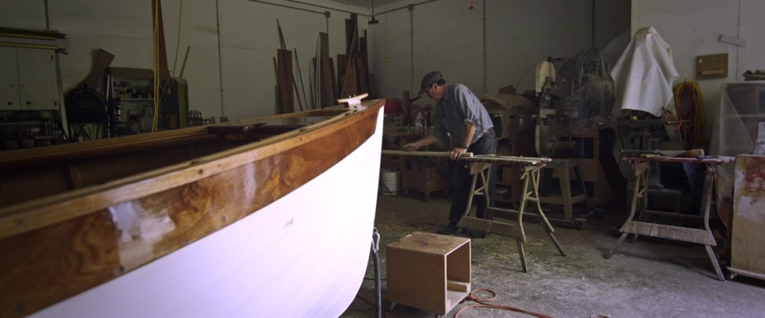 Great Wooden Boats