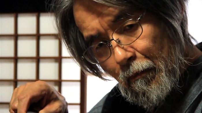 Handmade Portraits :: Korehira Watanabe :: The Sword Maker  (2)