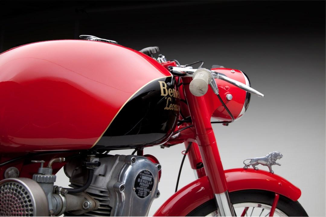 125cc Leoncino 1956 Benelli (1911–present), Pesaro, Italy