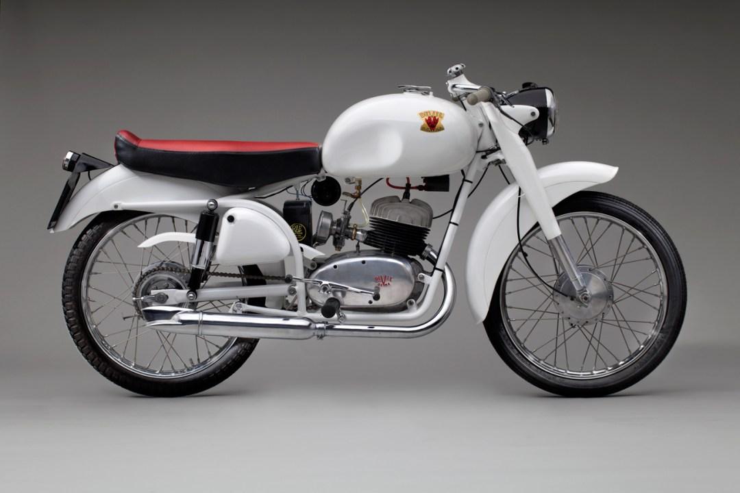 160cc Raid 1955 Moto Devil, OCMA (1953–57)