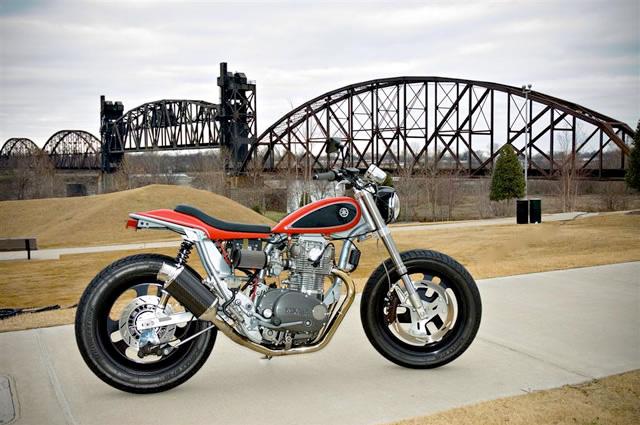 XS650 Yamaha :: Mule Motorcycles