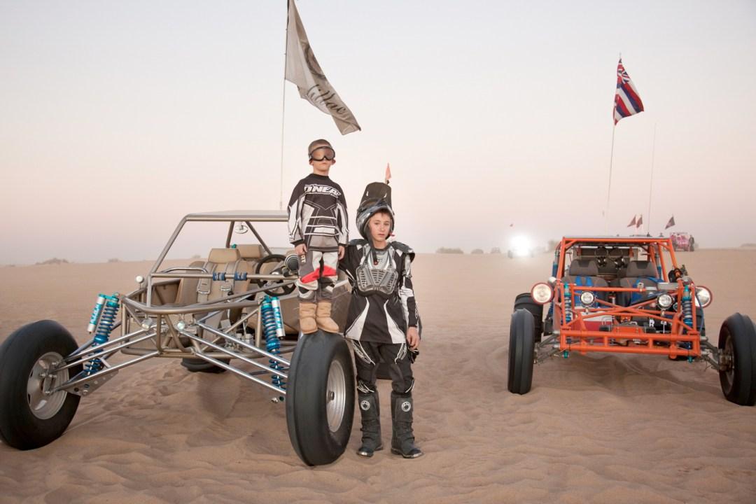 Sand Blast :: New York Times :: Photographs by Peter Bohler