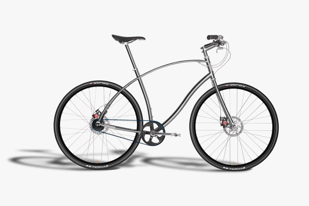 Paul Budnitz Bicycles Titanium No.1 (1)