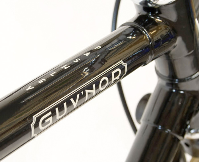 GUV'NOR :: Pashley Cycles (3)