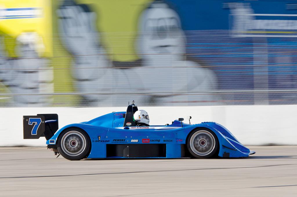 Sebring 2011 - Legends of Motorsports :: Old Boone (2)