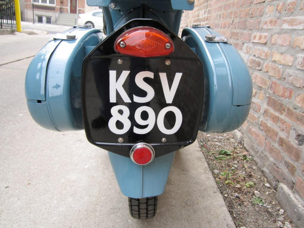 1957 Velocette LE 200 :: eBay Sale :: Throttle Yard (3)