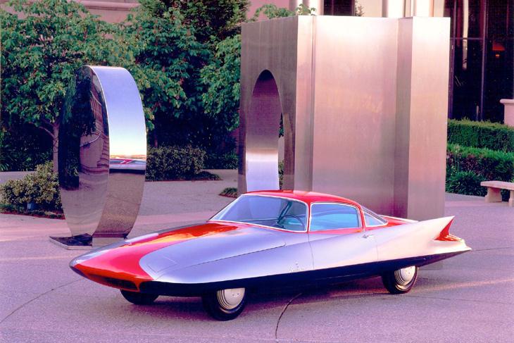 "1955 Ghia Streamline X ""Gilda"" :: Kidston SA (1)"