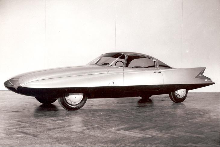 "1955 Ghia Streamline X ""Gilda"" :: Kidston SA (3)"