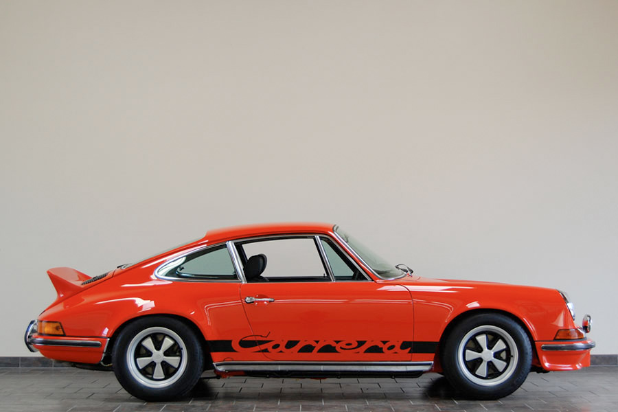 1973 Porsche 911RS :: California Porsche Restoration (4)