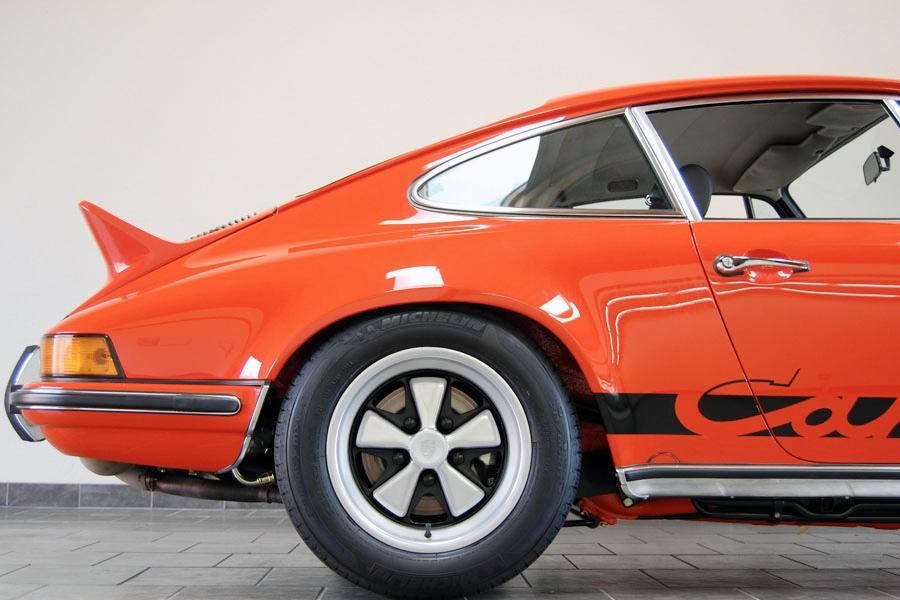 1973 Porsche 911RS :: California Porsche Restoration (8)