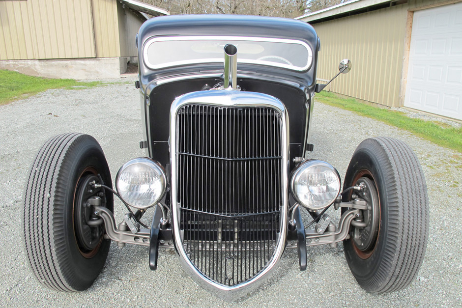 1936 Chevrolet Pickup – Hot Rod :: Spirited Automobiles (1)