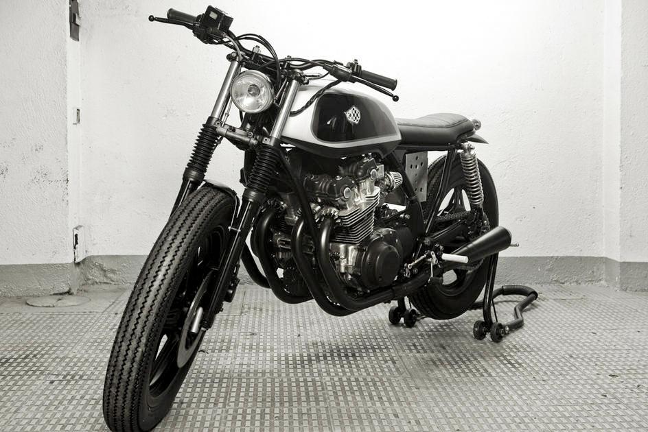 Cream Motorcycles :: Honda CB 750 kz 1980 (6)