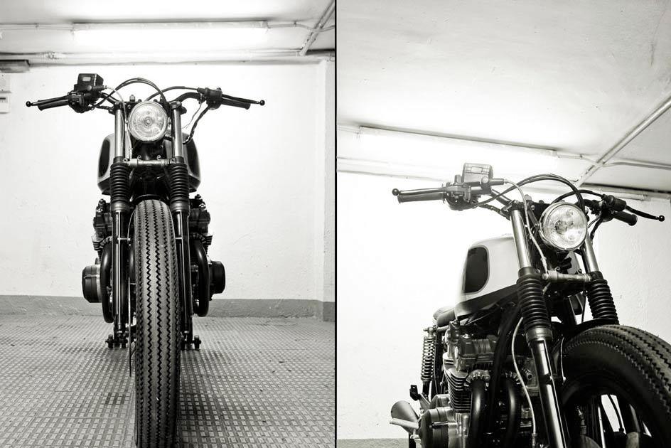 Cream Motorcycles :: Honda CB 750 kz 1980 (8)