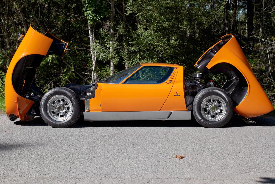 1968 Lamborghini Miura P400 :: Spirited Automobiles (2)