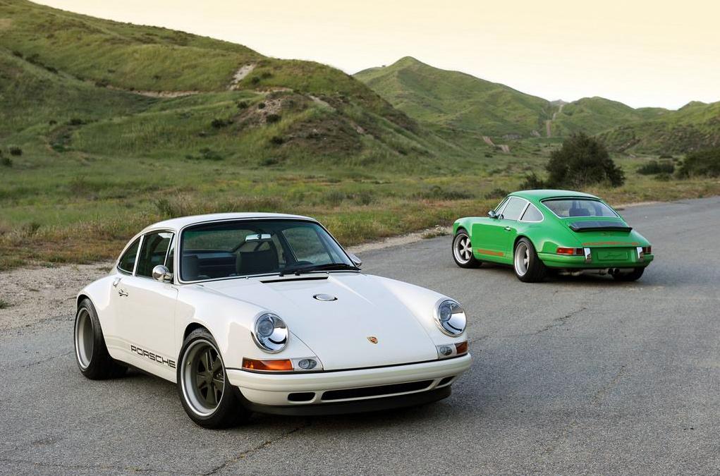 Singer Vehicle Design :: Porsches Reborn & Reimagined