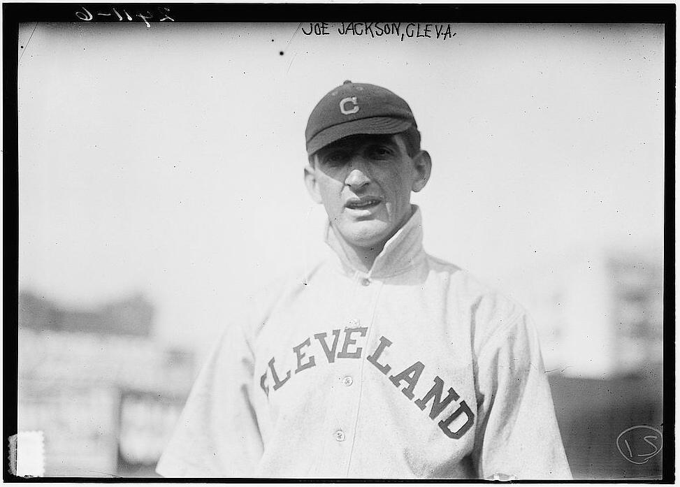 Joe Jackson, Cleveland AL :: Library of Congress