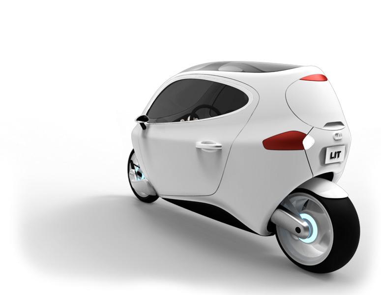 C-1 Motorcycle :: Rolling Smart Phone (3)