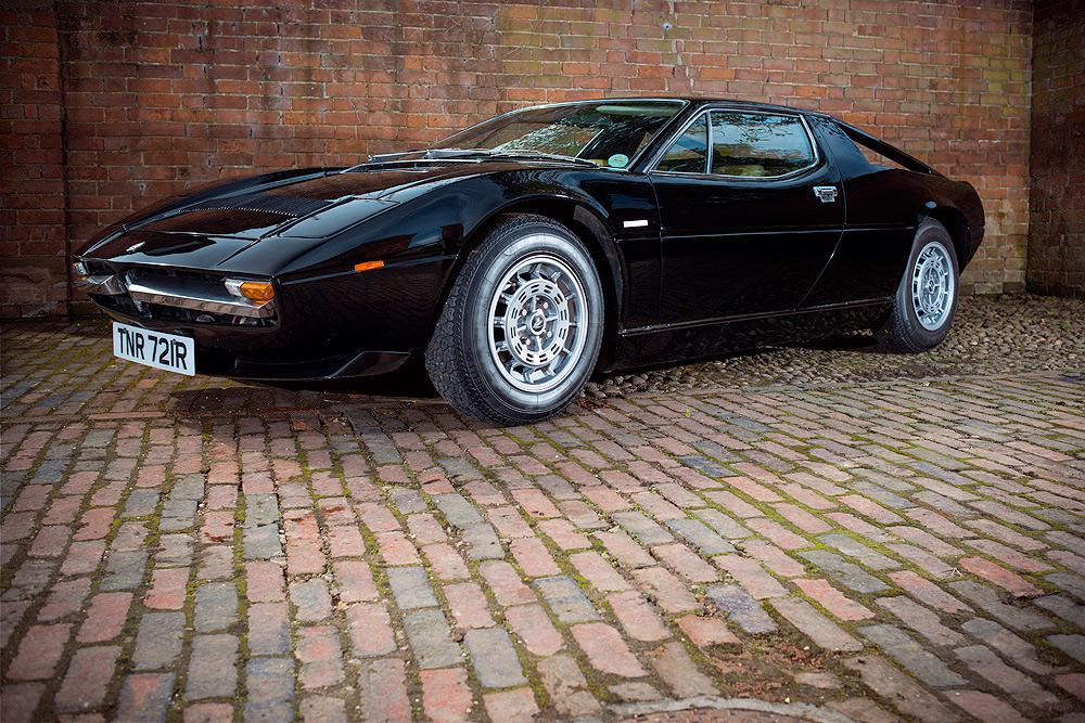 1977 Maserati Merak SS :: Silverstone Auctions (1)
